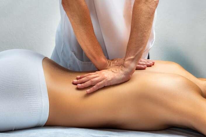 Consultation d'ostéopathie